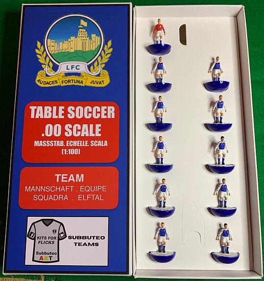 Pre Order - Linfield 1986-87 Subbuteo Team