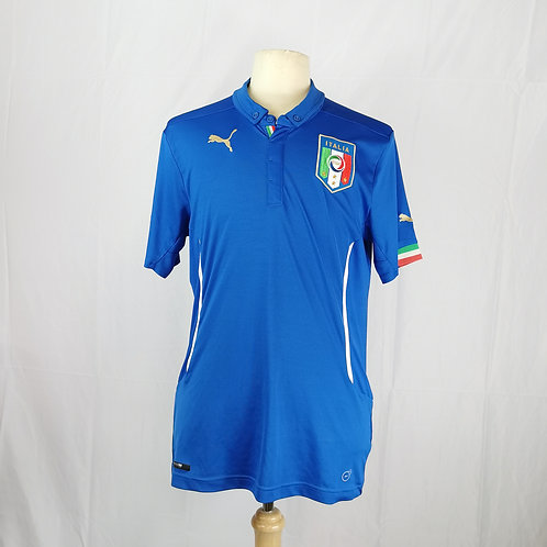 Italy 2014-16 Home - Size L