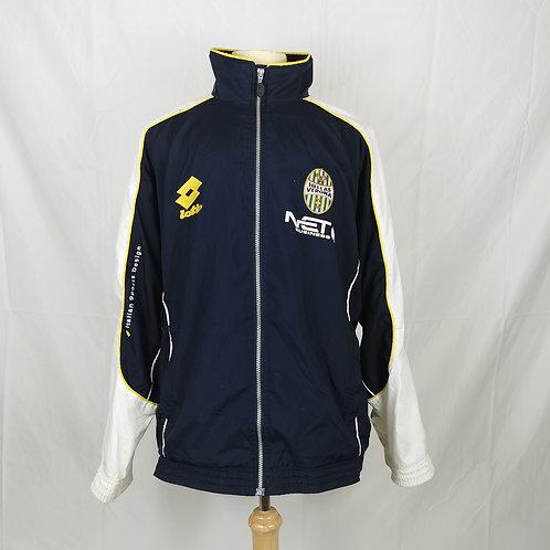 Hellas Verona Lotto Zip Up Jacket  - Size XL