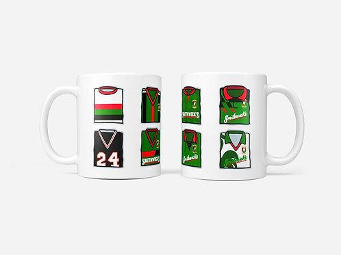 Glentoran Kits Mug