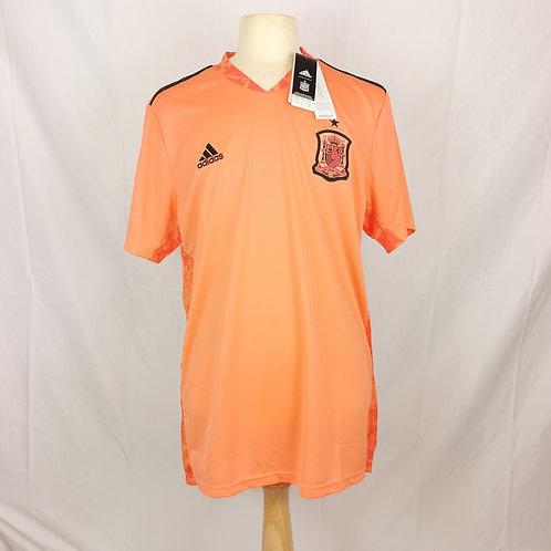 Spain 2020-21 GK Shirt - Size XL - BNWT