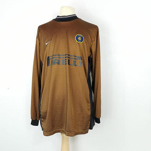 Inter Milan 1999-00 L/S GK - Size XL