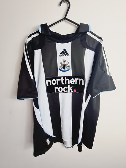 Newcastle United 2007-09 Home - Size S