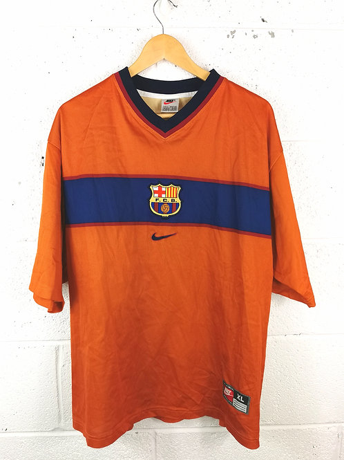 Barcelona 1998-99 Away - Size XL