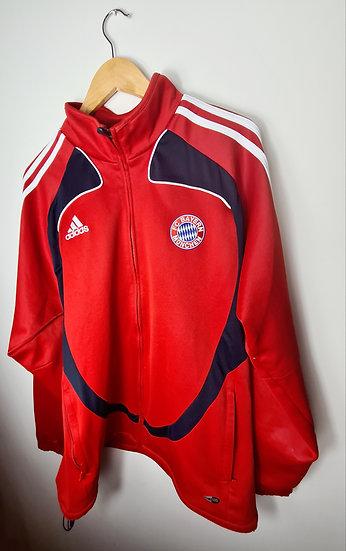 Bayern Munich Tracksuit Jacket - Size XL