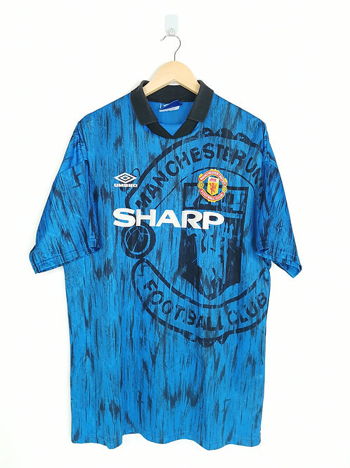 Manchester United 1992-93 Away - Size XL