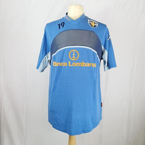 Brescia Player Issue 2005-06 Training Shirt - Size L - (Raffaele Schiavi)