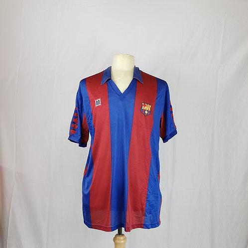 Barcelona 1982-84 Home - Size XL - #10