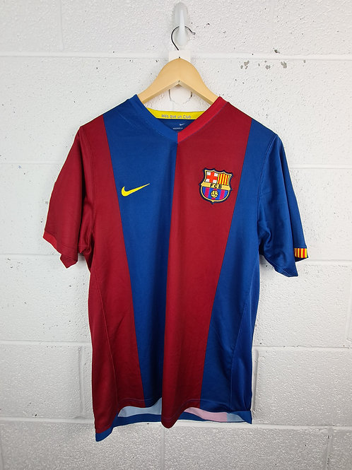 Barcelona 2006-07 Home - Size M