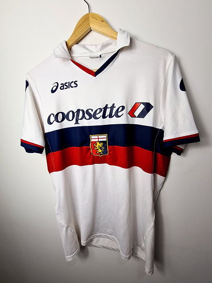 Genoa 2011-12 Match Issue Away - Size L - Number 13