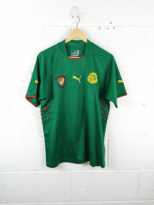 Cameroon 2004-05 Home - Size M