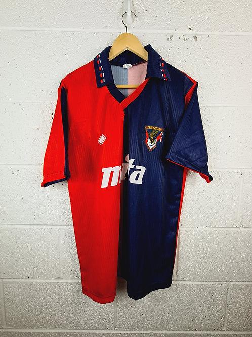 Genoa 1991-92 Home - Size XL