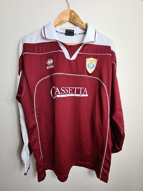 G.S. Arrone Player Issue - Size XXL - Number 17