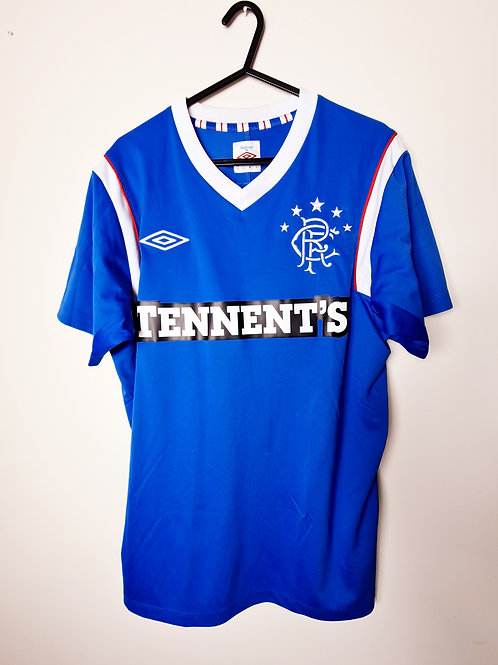 Rangers 2011-12 Home - Size S
