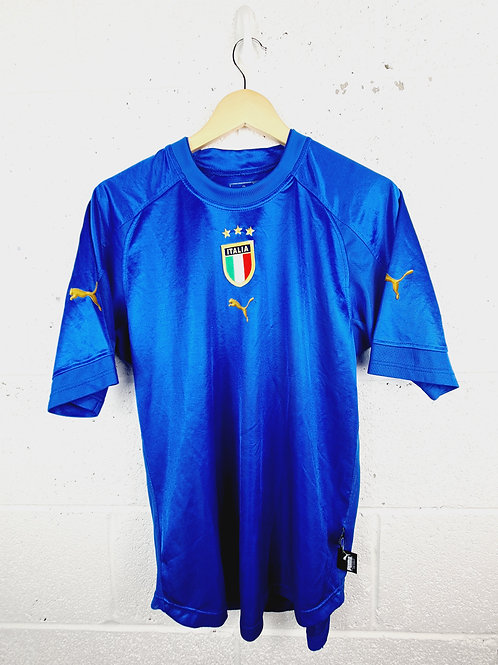 Italy 2004-06 Home - Size S