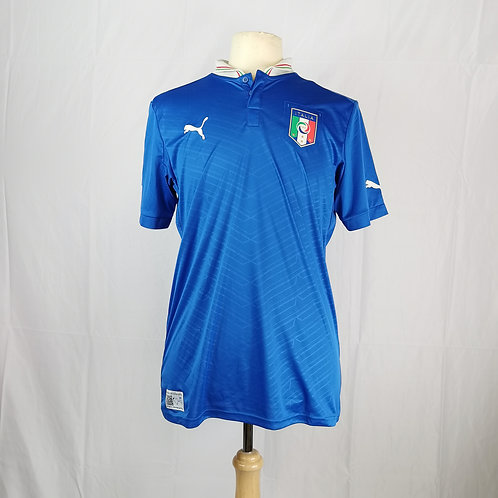 Italy 2011-13 Home - Size L