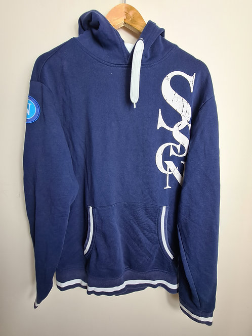 Napoli Hooded Training Top - Size XXL