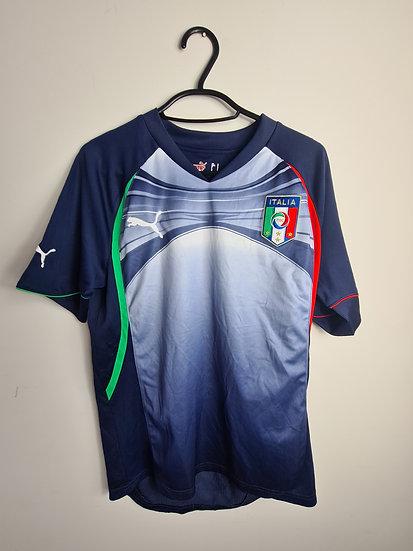 Italy 2010 GK Shirt - Size S