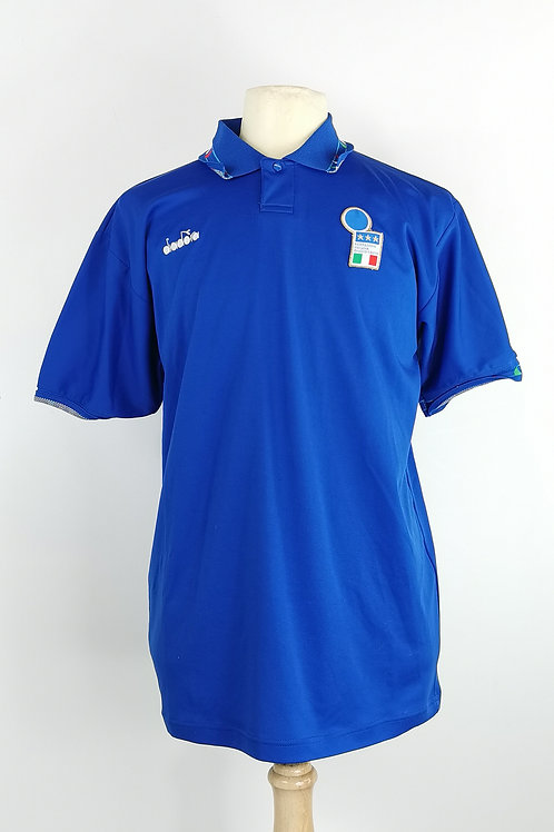 Italy 1992-93 Home - Size L