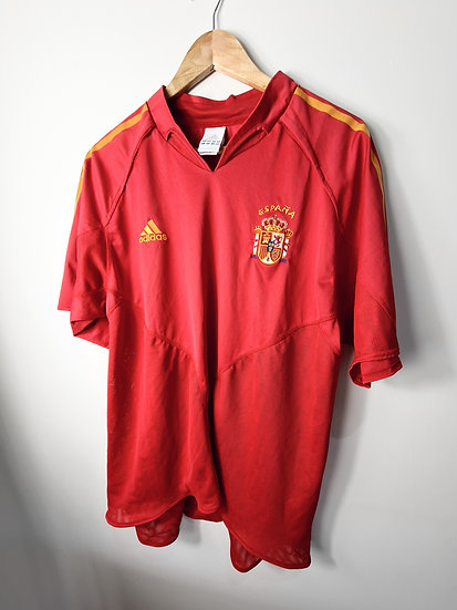 Spain 2004-06 Home - Size XL