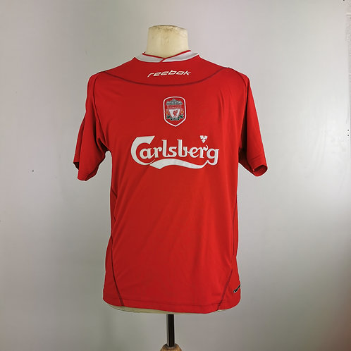 Liverpool 2002-04 Home - Size M
