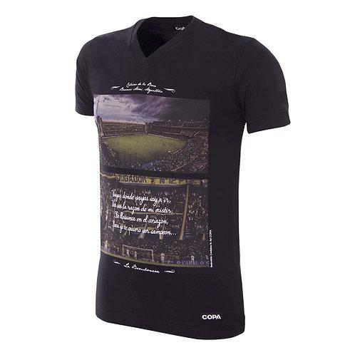 Copa - La Bombonera V-Neck  T-Shirt