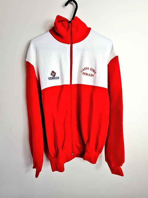 Perugia 1980s Zip Up Jacket - Size S