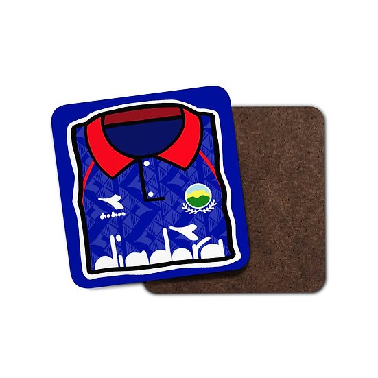 Linfield Coaster - 1995 Home