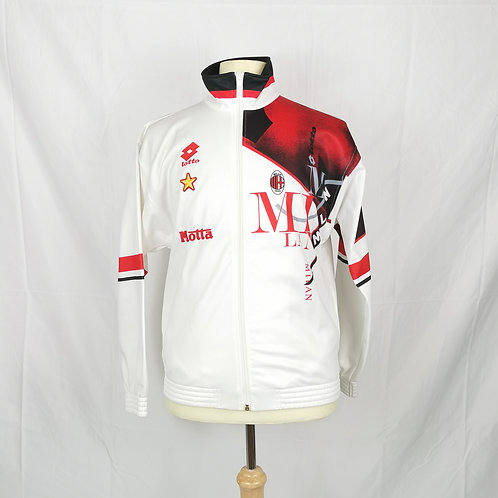 AC Milan 1993-94 Lotto Tracksuit - Size S