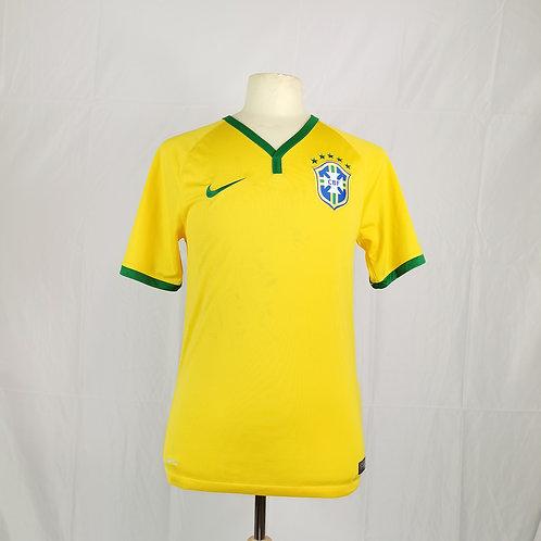 Brazil 2014-15 Home - Size S