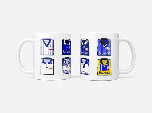 Glenavon Kits Mug