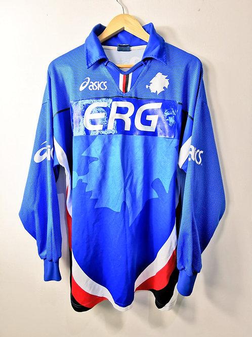 Sampdoria 1999-00 Training Shirt - Size XL