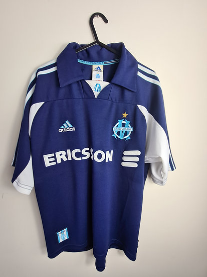 Olympique Marseille 1999-00 Away - Size S