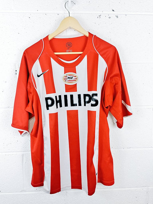 PSV Eindhoven 2004-05 Home - Size XL