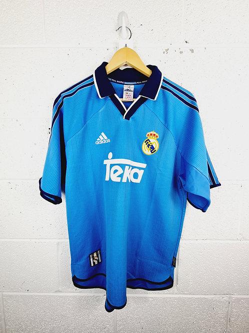 Real Madrid 1999-00 Third - Size M - Redondo 6