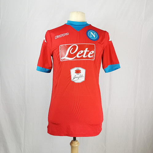 Napoli 2015-16 Third - Size M - Higuaín 9