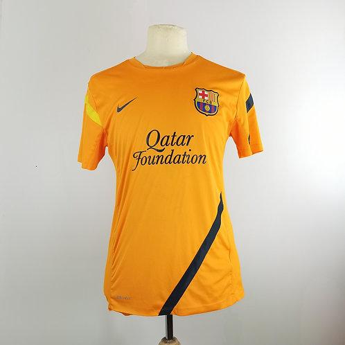 Barcelona 2011-12 Nike Training Shirt - Size M