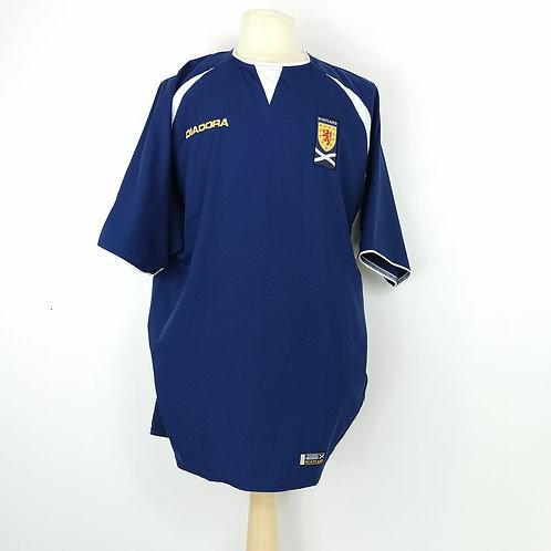 Scotland 2003-05 Home - Size XL