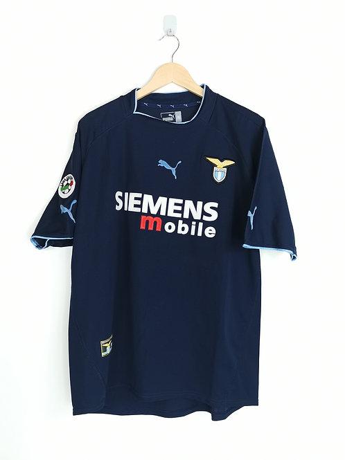 Lazio 2002-03 Away - Size XL - Stam 31