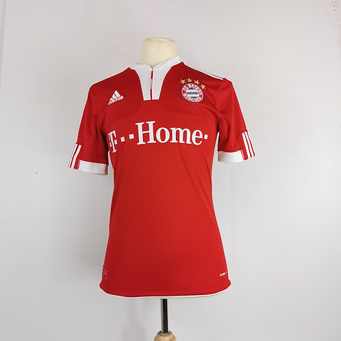 Bayern Munich 2009-10 Home - Size S