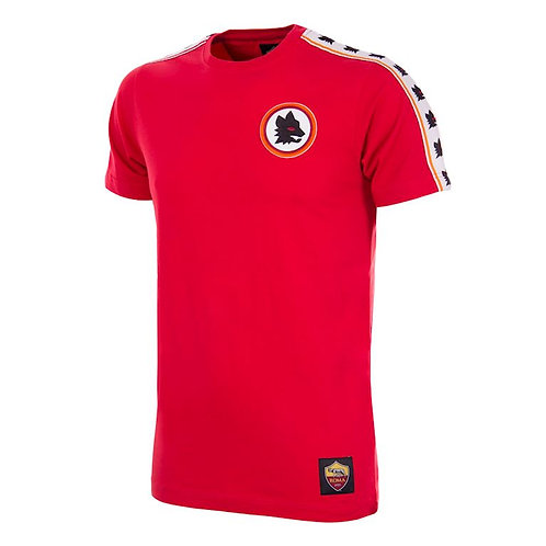 AS Roma Copa Red T Shirt - Multiple Sizes