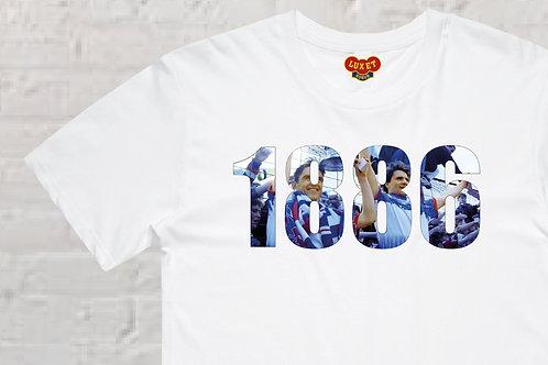 Linfield 1886 T-shirt - White