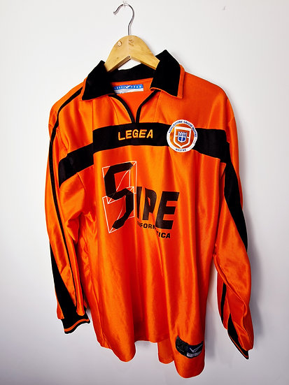 A.C Merate Calcio Matchworn Home - Size XL - Number 4