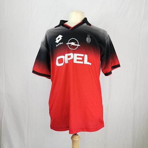 AC Milan 1995-96 Training - Size XL