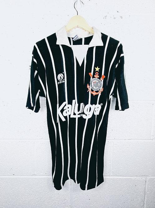 Corinthians 1991 Away - Size S/M - (Neto) #10