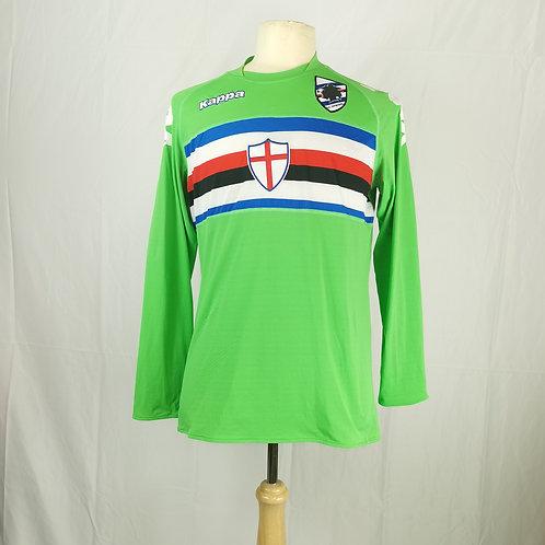 Sampdoria 2009-10 L/S GK Shirt - Size XXL