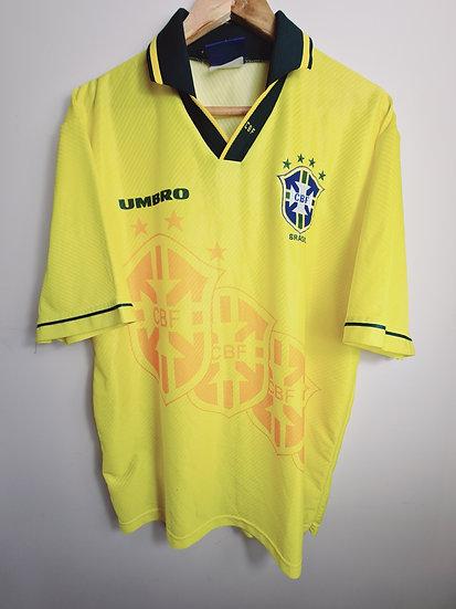 Brazil 1994-95 Home - Size XL