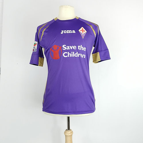 Fiorentina 2014-15 Home - Size S - B.Valero 20