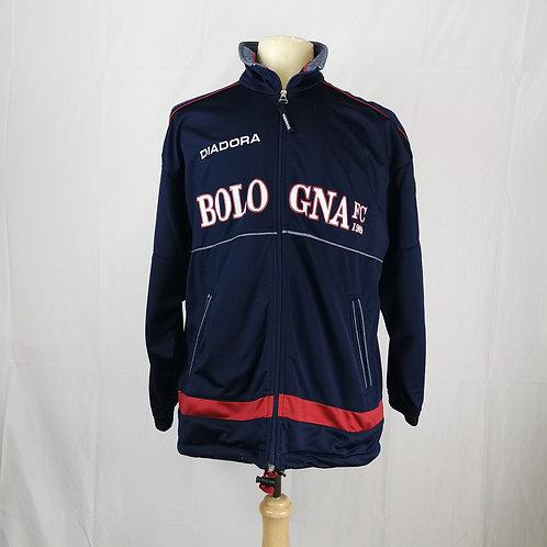 Bologna 1995-97 Zip Up Jacket - Size S