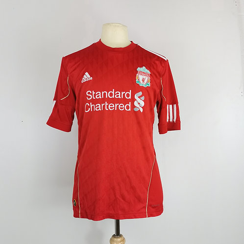 Liverpool 2010-12 Home - Size M